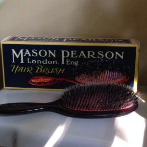 The Tesla of hairbrushes